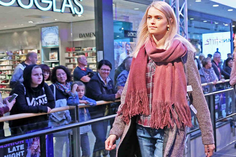30.000 Besucher erwartet: Zwickau kommt zur Fashion Night groß in Mode