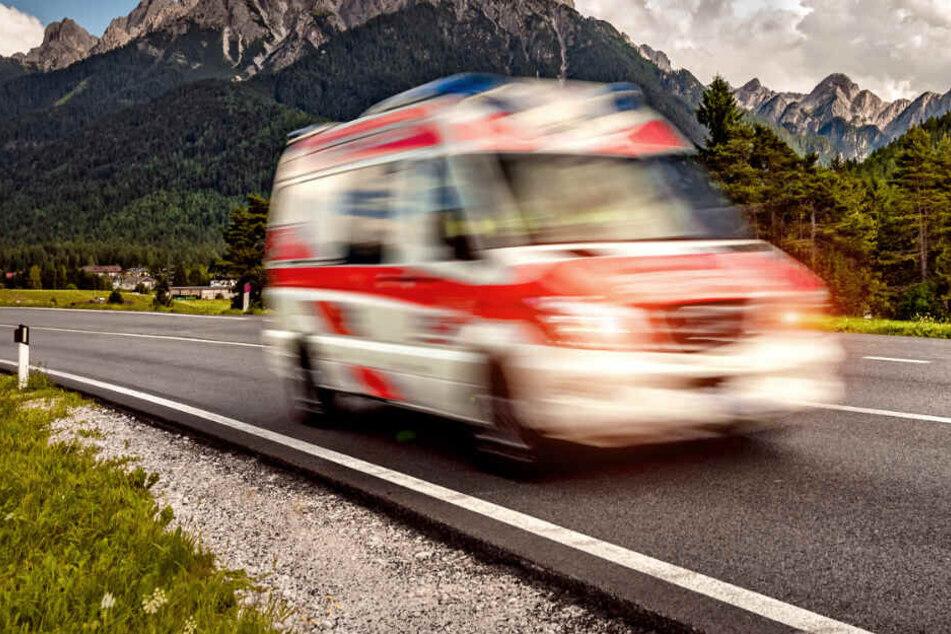 Gleichgewicht verloren: Wanderer (†29) stürzt 400 Meter in den Tod
