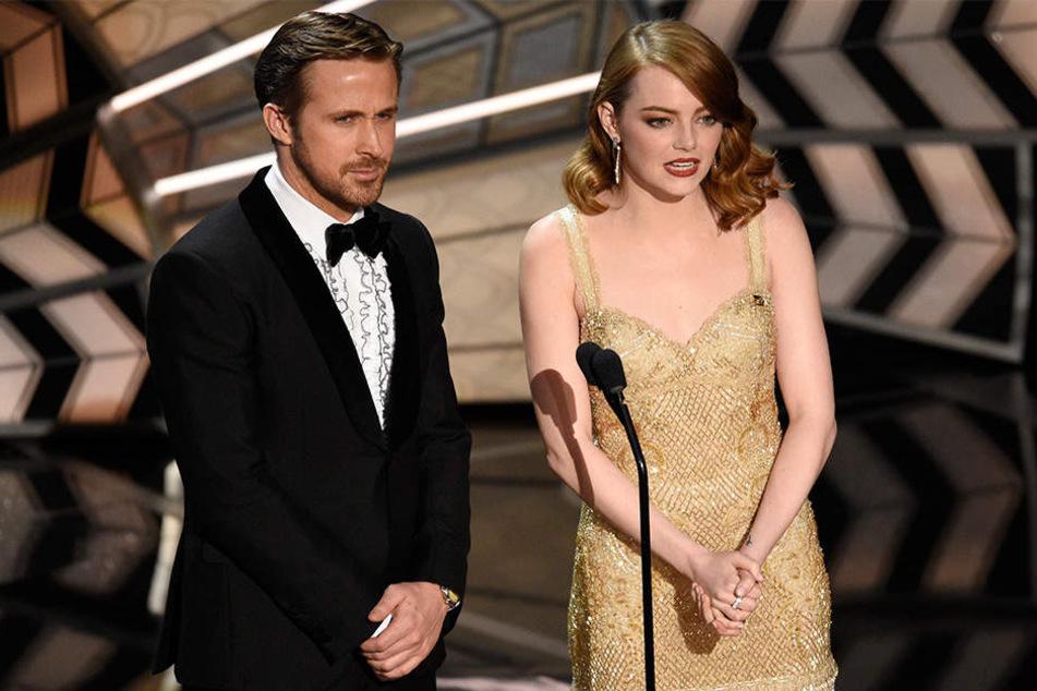 Peinliche Panne bei den Oscars