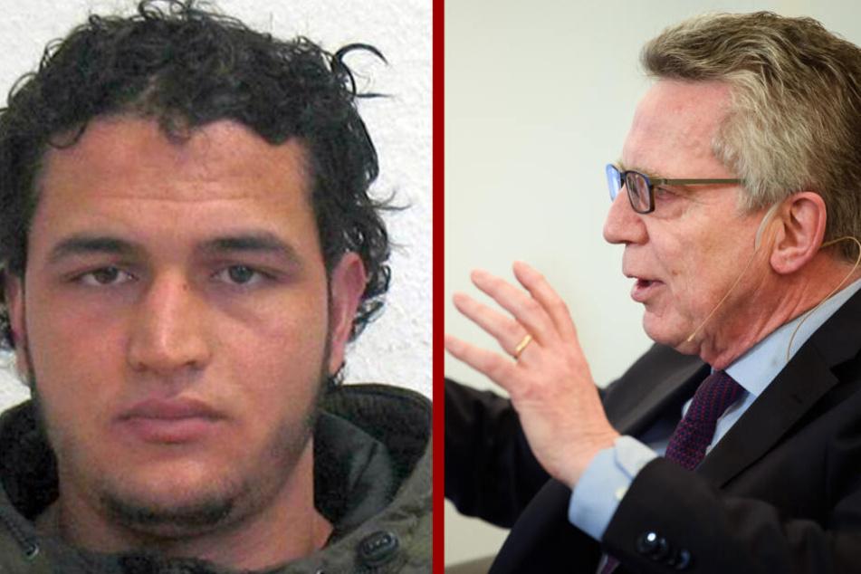 Abschiebung von Amri-Freund: Muss de Maizière als Zeuge aussagen?