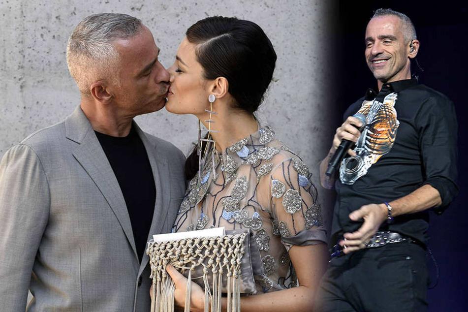 Eros Ramazzotti ist privat mit Marica Pellegrinelli (30) verheiratet. Die beiden haben eine Tochter und einen Sohn.