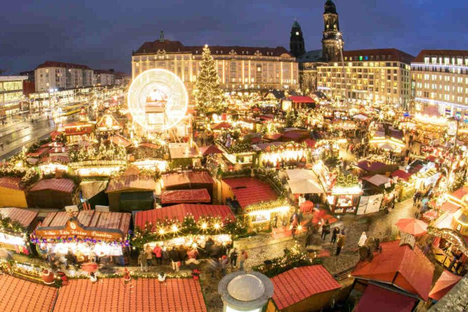 Striezelmarkt Dresden 2019: Das wird alles neu