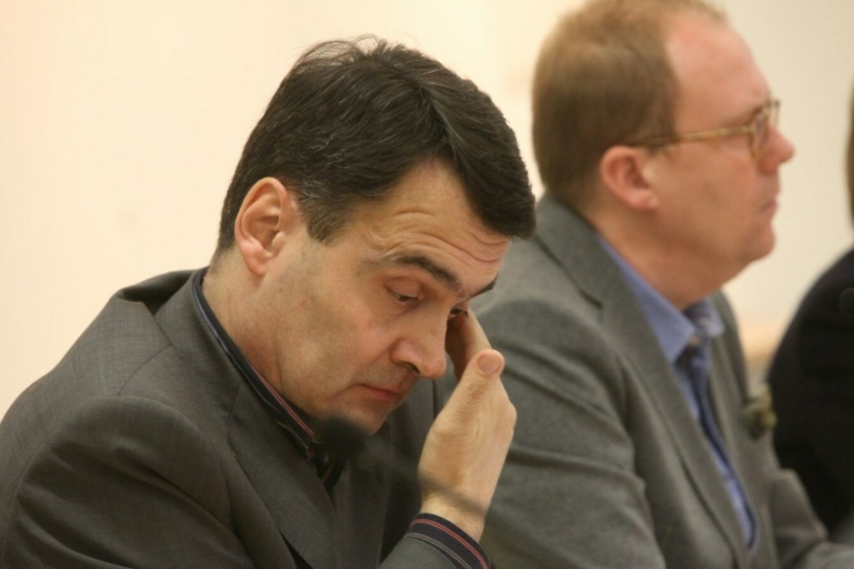 CFC-Präsident Matthias Hänel ist sichtlich betroffen von der Situation.