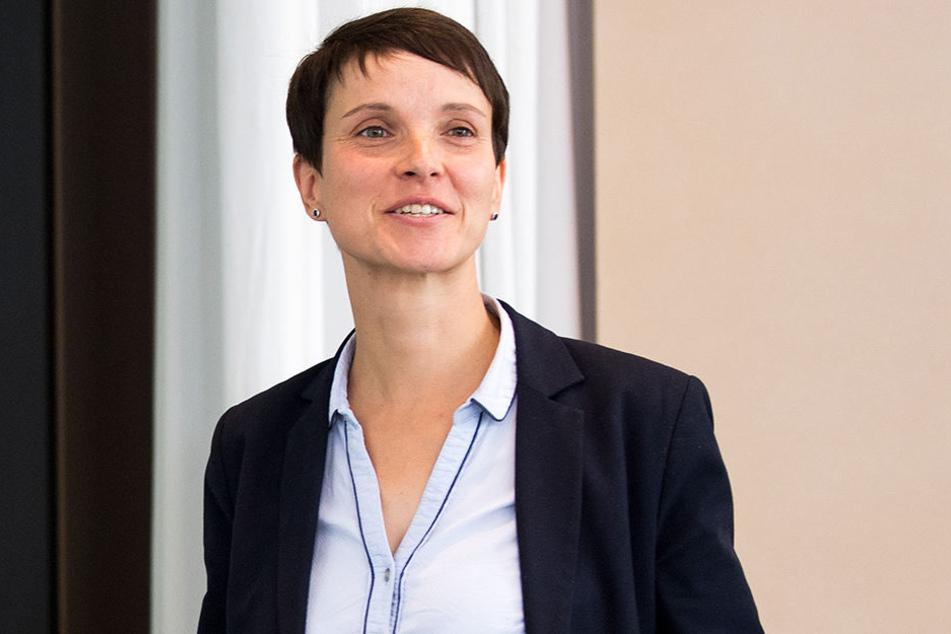 Frauke Petry ist vor Kurzem aus der AfD ausgetreten. Sie plant die Gründung einer eigenen Partei.