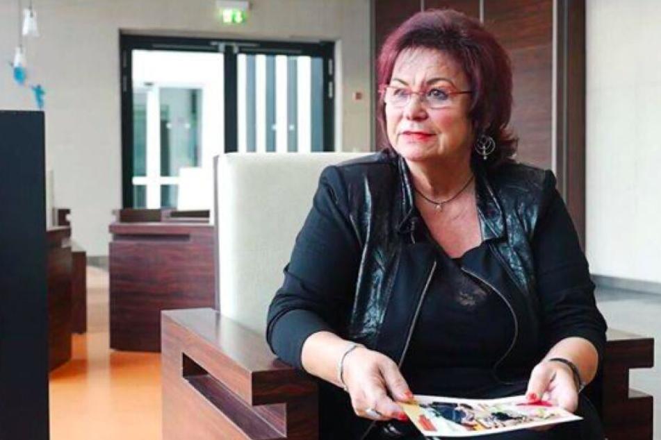 Christine Harzsch hat mit dem Konzept des St. Georgs und der AOK PLUS 23 kg verloren.