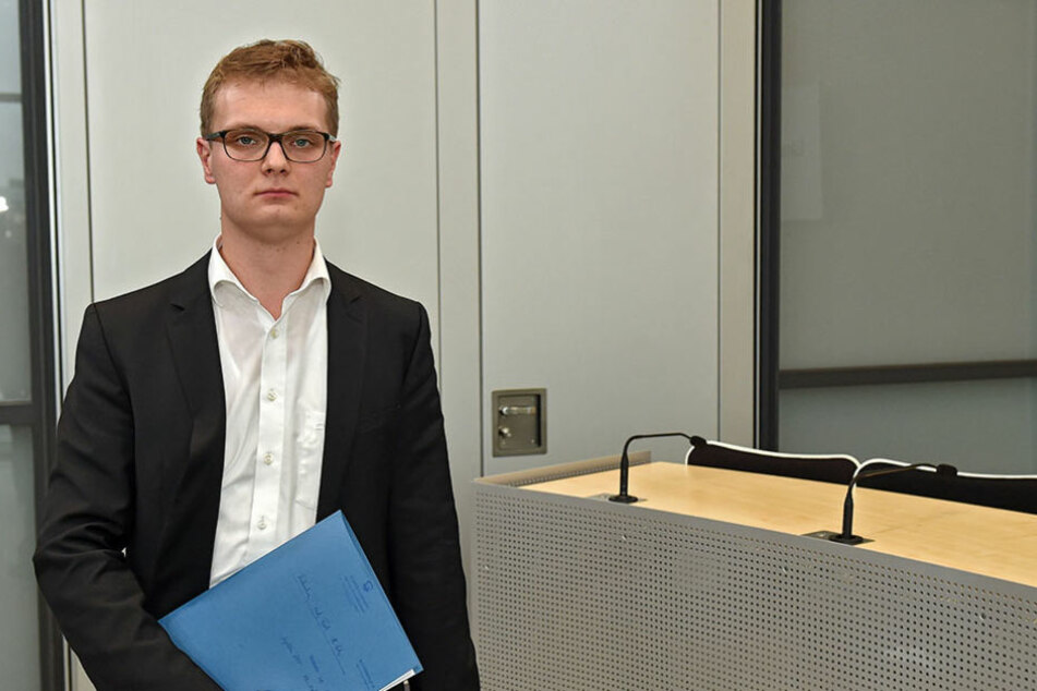 Grünen-Innenexperte Valentin Lippmann (26) kritisiert die Kameras.