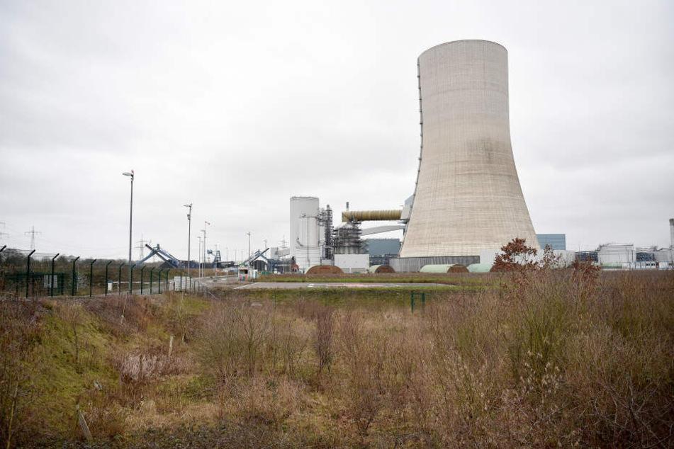 Das Kraftwerk Datteln 4 ist seit Jahren im Bau, soll im Sommer ans Netz gehen.