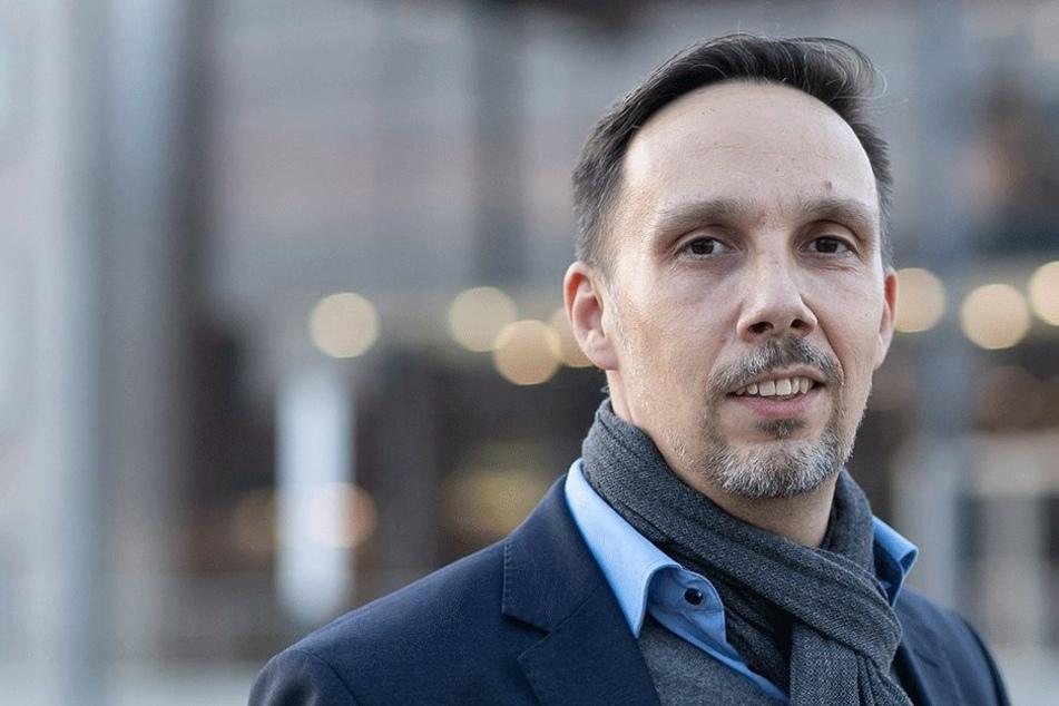 Ex-Grüner ärgerte sich schwarz: Victor Vincze ist jetzt in der CDU