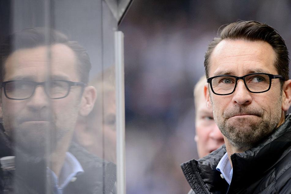 Auch Manager Michael Preetz fragt sich: Wird das noch etwas mit Europa in dieser Saison?