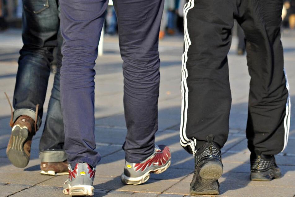 Jogginghosen sind an der Schule verboten. (Symbolbild)