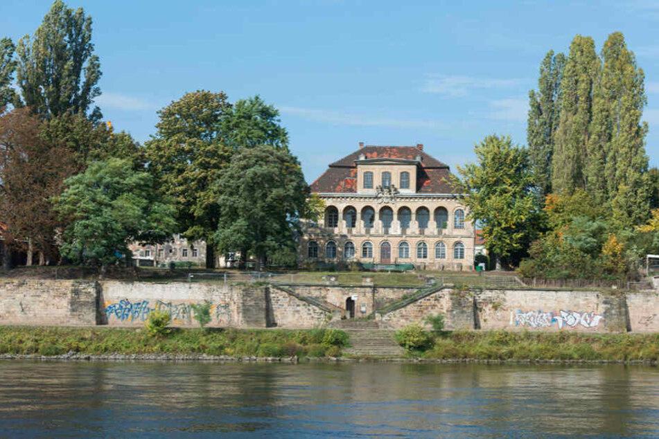Das barocke Schloss soll bald in neuem Glanz erstrahlen.