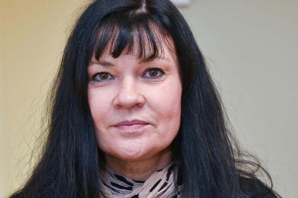 Ines Saborowski (51, CDU) setzte sich für die Wiederbelebung der Talsperre Euba ein.