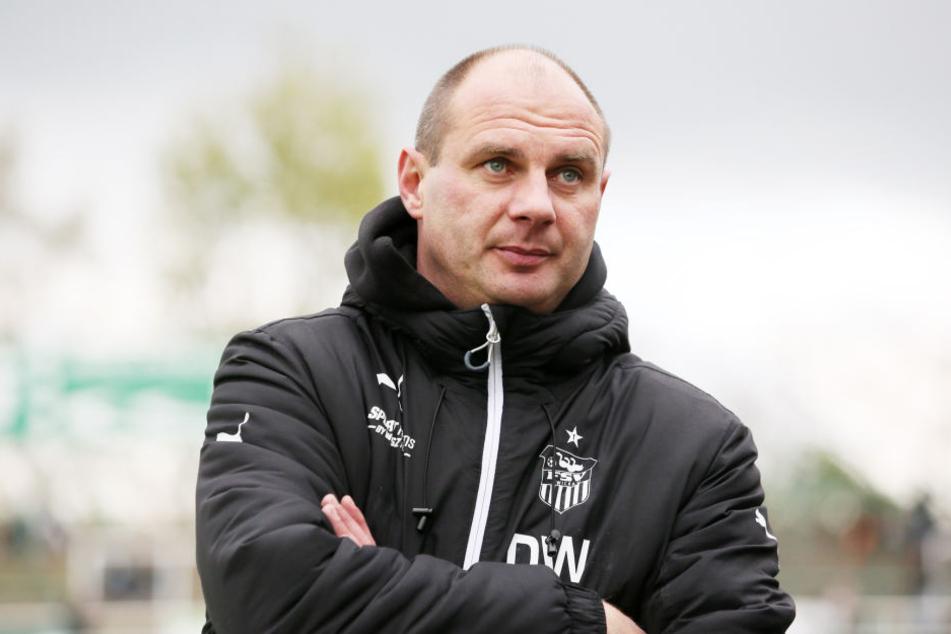 FSV-Sportdirektor David Wagner schließt das Trainingslager in Spanien zumindest nicht aus.