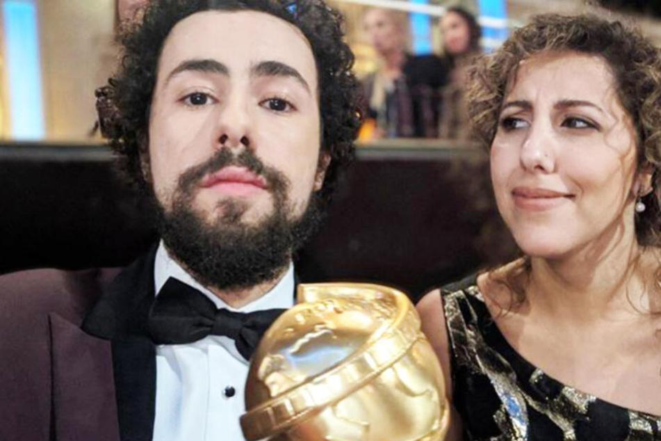 """Erst """"Golden Globe"""", dann Stress am Flughafen: muslimischer Gewinner fassungslos!"""