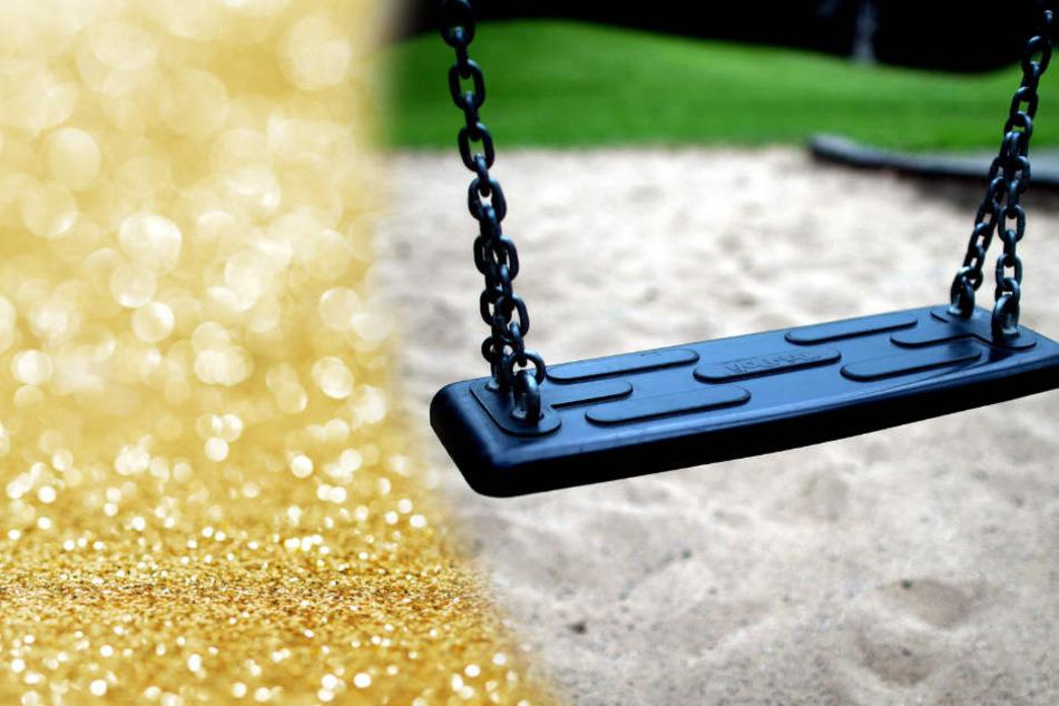 Junge findet Gold auf Spielplatz: Doch ist es überhaupt echt?