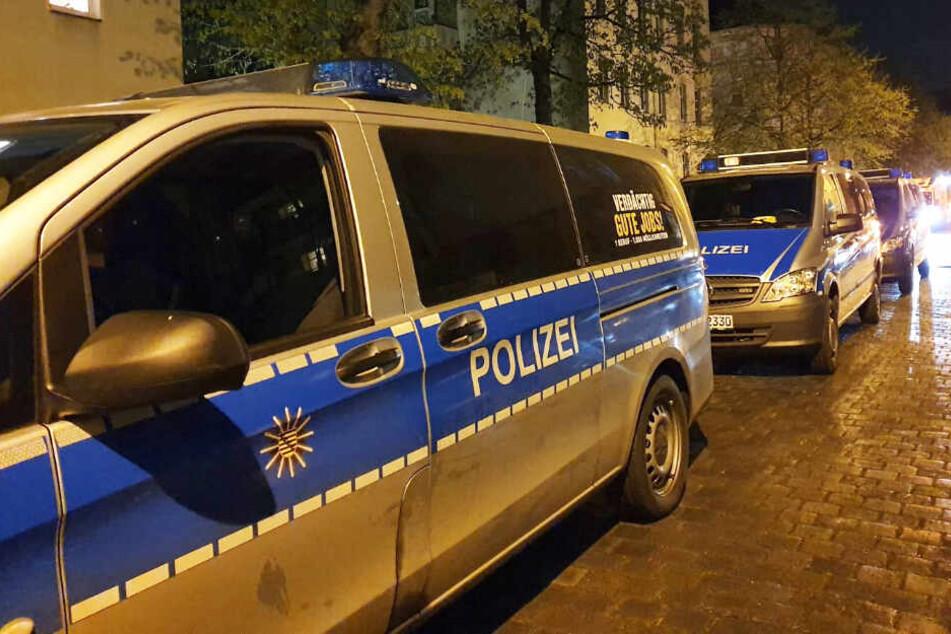 Großeinsatz wegen Bedrohungslage in Leipzig
