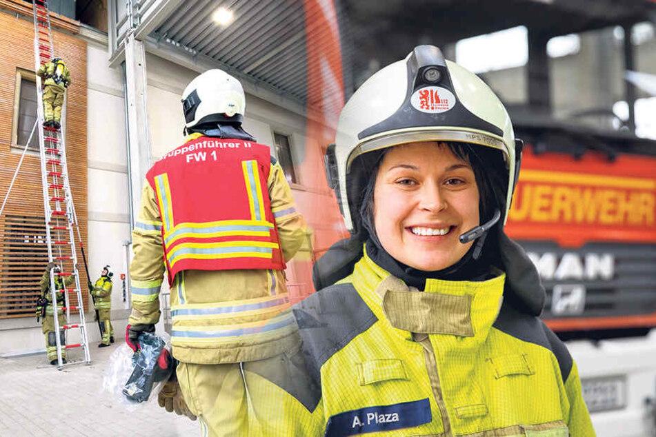 Dresdner Feuerwehr rettet sich jetzt selbst