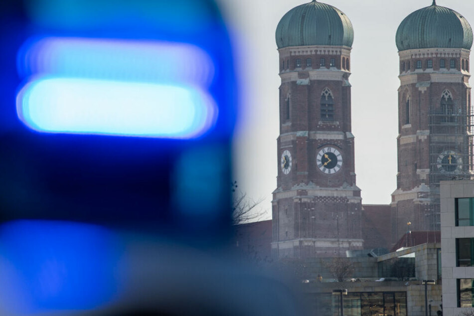 In München ist es bei einer Kontrolle zu einem Zwischenfall gekommen. (Symbolbild)