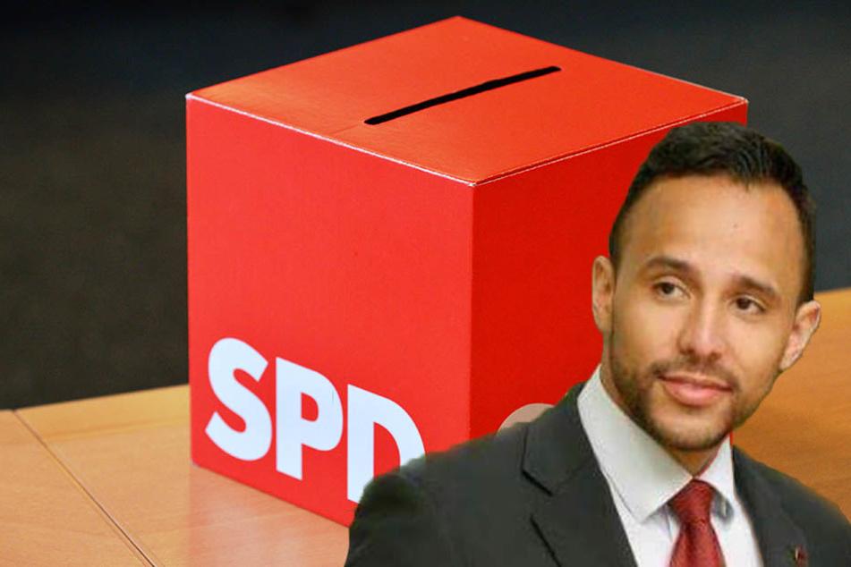 Für Leipzigs SPD-Chef Hassan Soilihi Mzé stehen die positiven Aspekte der Eintrittswelle im Vordergrund.