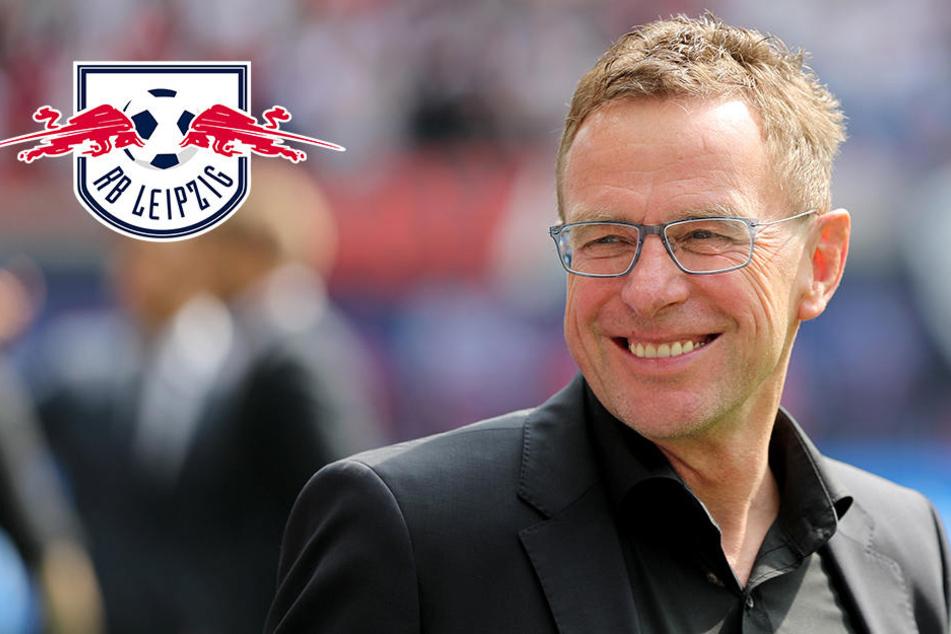 """RB-Sportdirektor Ralf Rangnick ist """"mit ganzem Herzen Leipziger"""""""