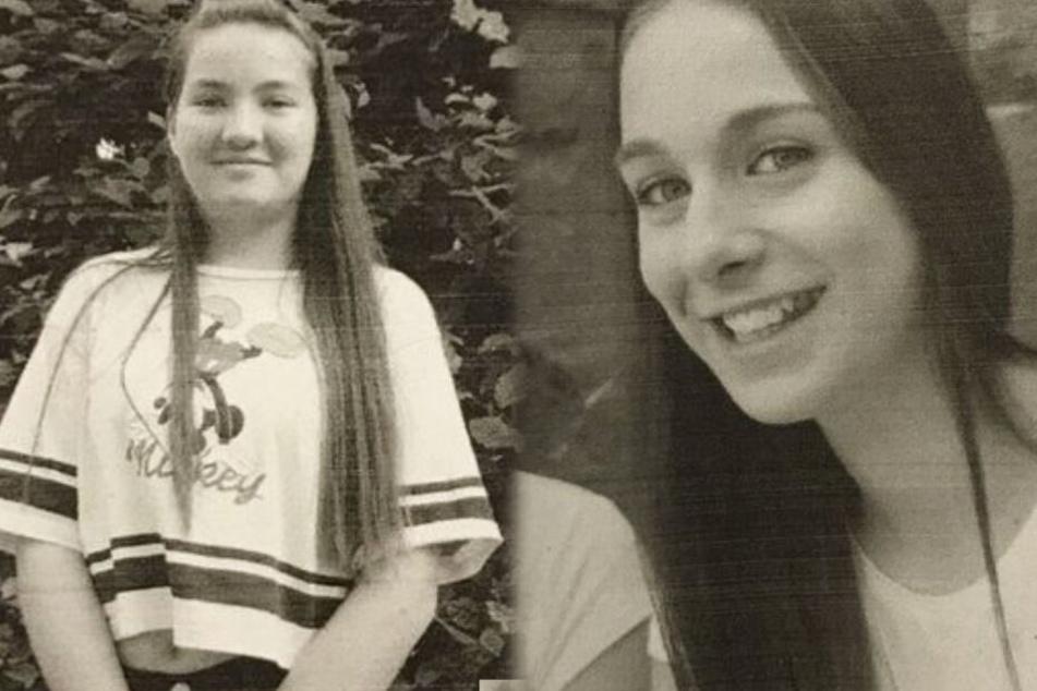 Auf dem Bahnhof verschwunden: Wo sind Amy (12) und die 15-jährige Sara-Emily?