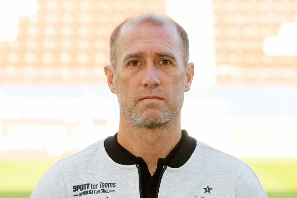 FSV-Coach Joe Enochs steht ebenfalls im Fokus.