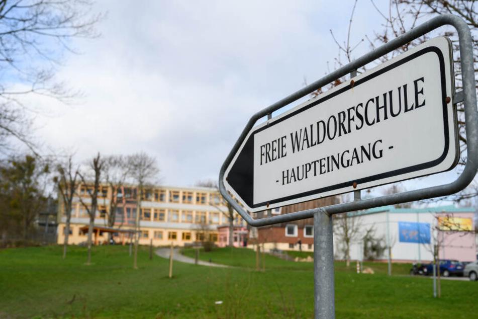 Die Waldorfschule in Weimar bestätigte den Vorfall. (Symbolbild)