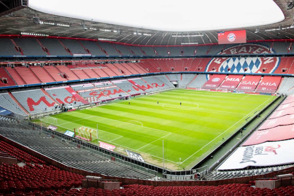 Maximal 20.000 Fans sollen ab der kommenden Saison die Spiele des FC Bayerns im Stadion sehen können. Mehr als bei allen anderen bayerischen Vereinen. (Archiv)