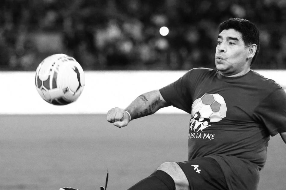 Maradona-Ermittler werfen Diegos Leibarzt angeblich fahrlässige Tötung vor!