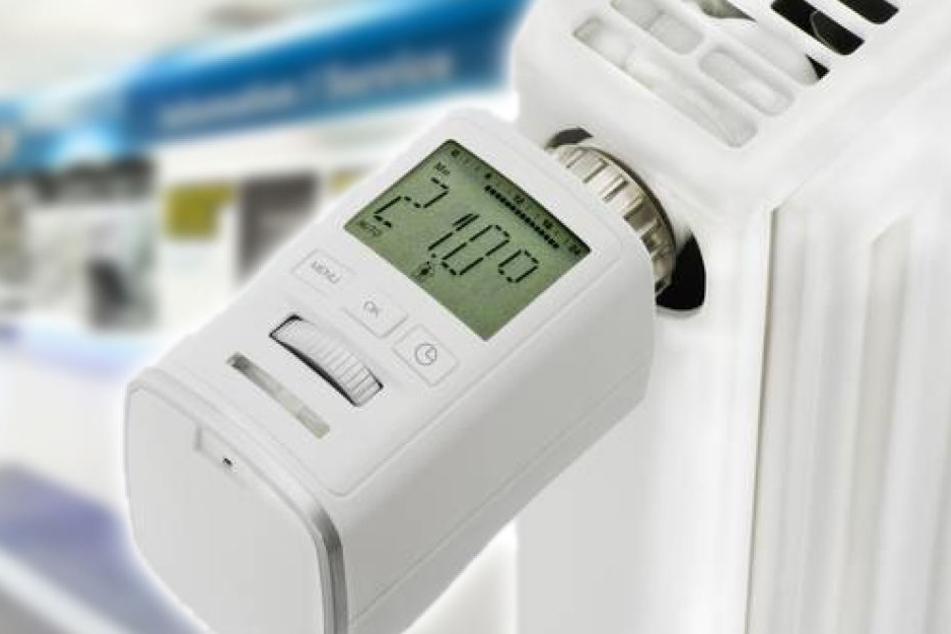 Nur bis 17.1.: Diesen Thermostat gibt's bei Conrad Leipzig günstiger.