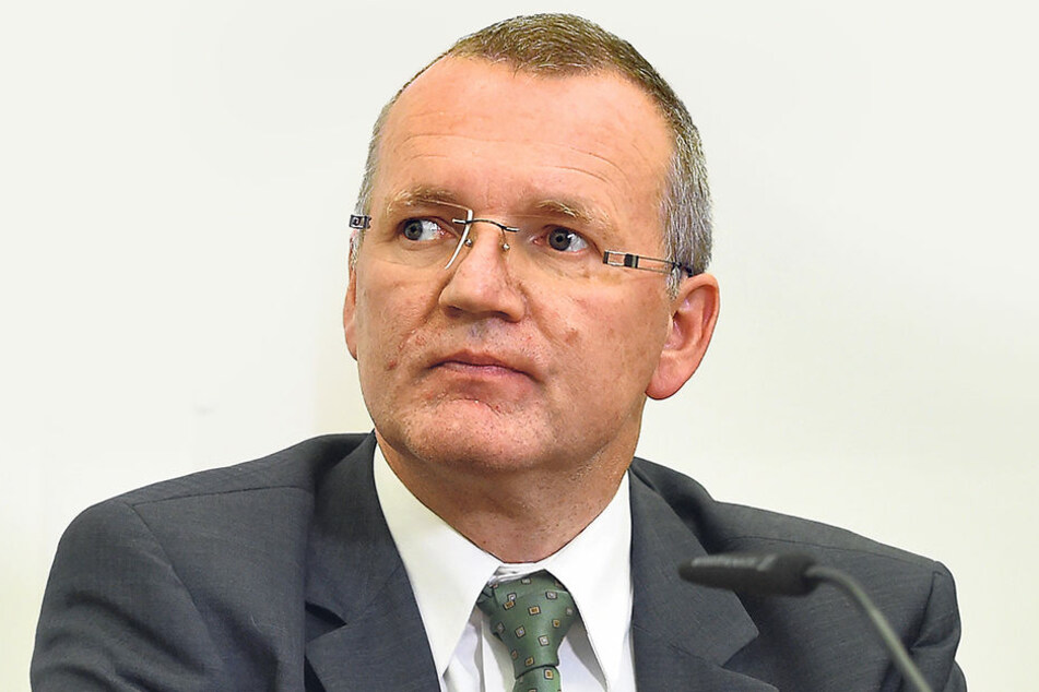 Ordnungsbürgermeister Detlef Sittel (49, CDU).