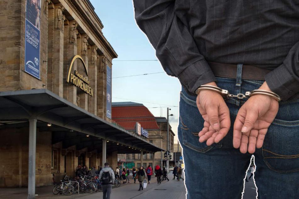Er stach auf 29-Jährigen ein: Messer-Mann vom Hauptbahnhof festgenommen