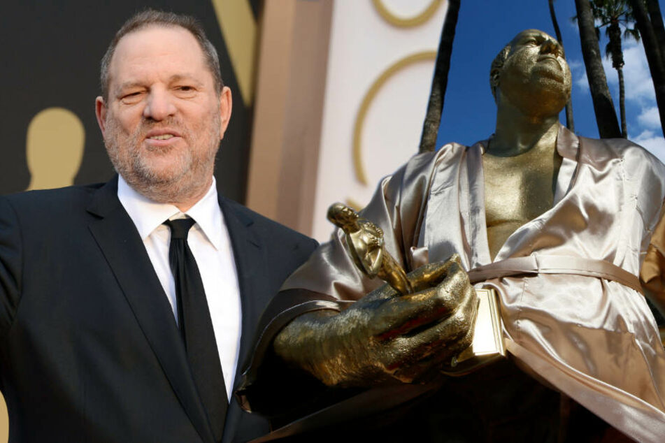 Im vergangenen Jahr war Harvey Weinstein noch höchstpersönlich bei den Oscars.