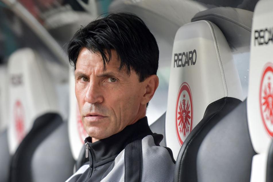 Laut Bruno Hübner kommt Krystian Bielik nicht nach Frankfurt.