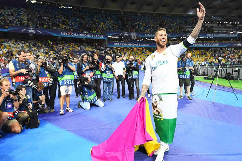 Sergio Ramos zieht alle Vorwürfe ins Lächerliche!
