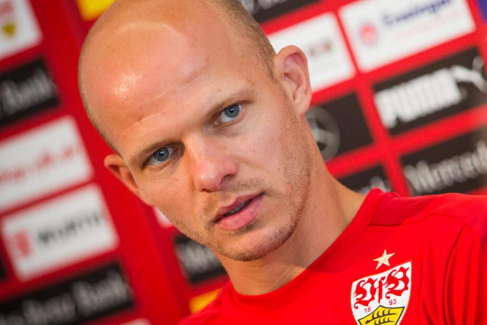 Kam beim VfB eher weniger zum Zuge: Tobias Werner.