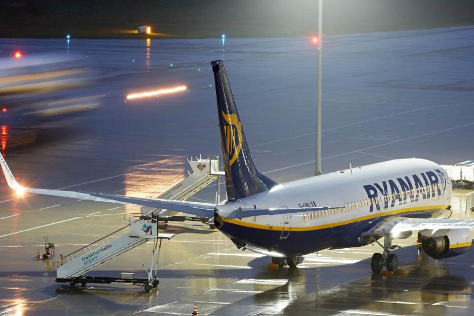Ryanair hatte in der Vergangenheit die meisten Flüge nach 23 Uhr zu verzeichnen. (Symbolbild)