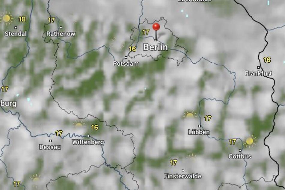 In Berlin und Brandenburg bleibt es kühl.