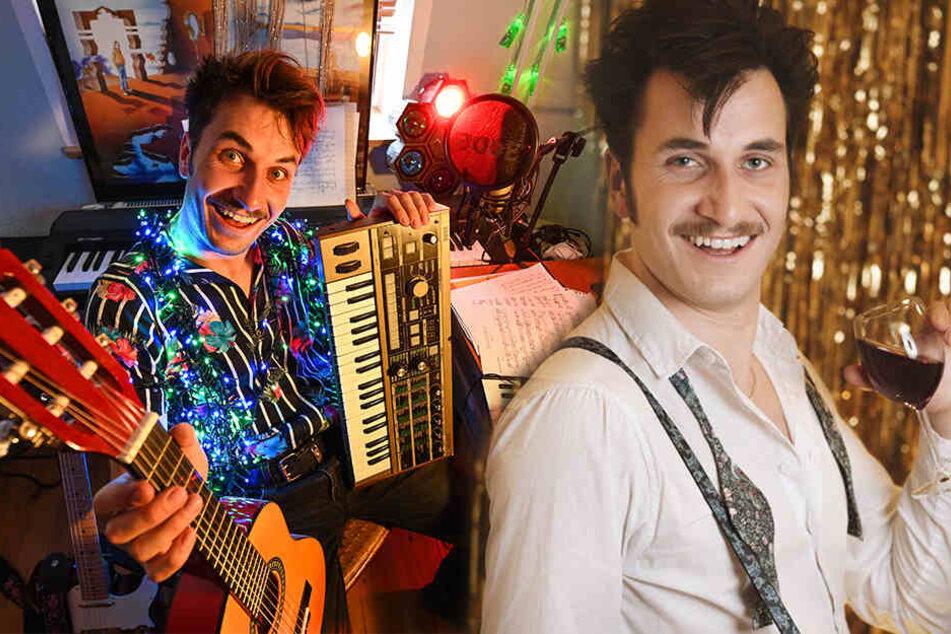 WG-Besuche, die Stimmung machen: Luis macht Karaoke-Partys auf Bestellung