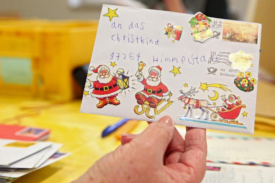 Die Post für das Christkind bedeutet vielen Kindern und Erwachsenen viel. (Archivbild)