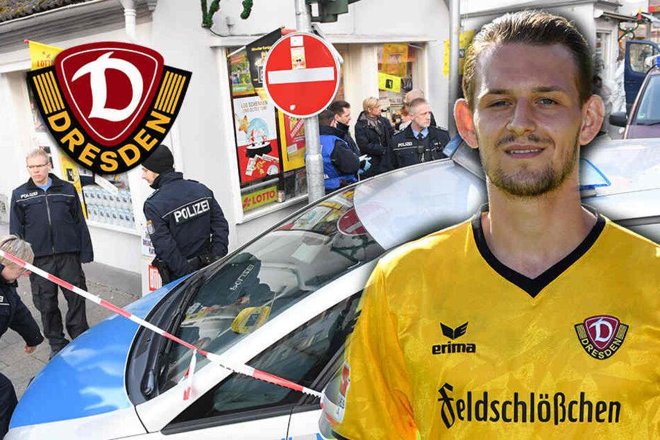 Prozess gegen Mann, der Dynamo-Profi Marc Wachs niederschoss, startet