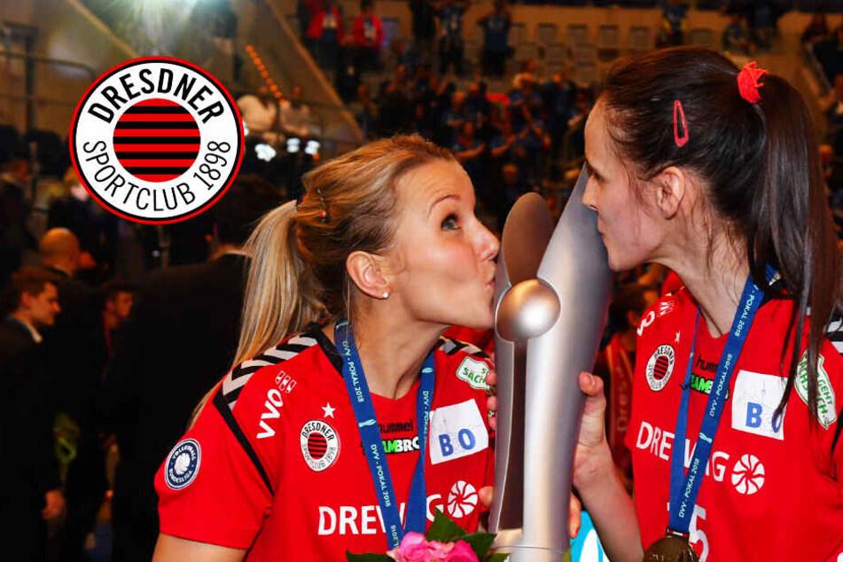 Pokal-Knaller für den DSC in Mannheim: Schafft das Team heute den Titel-Hattrick?