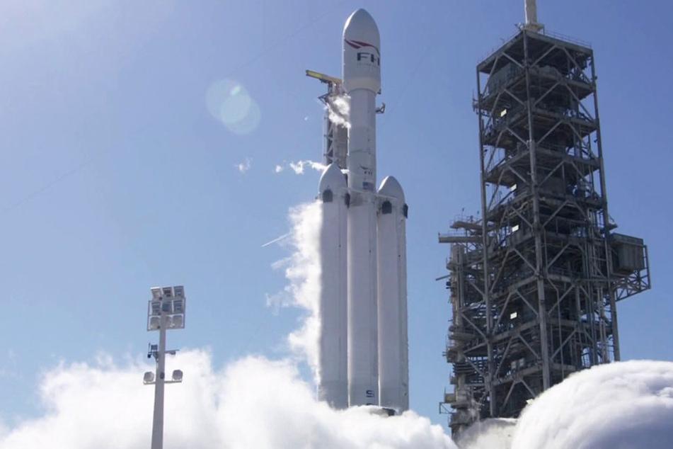 Nach Verzögerung: Jetzt MUSS die Rakete los...