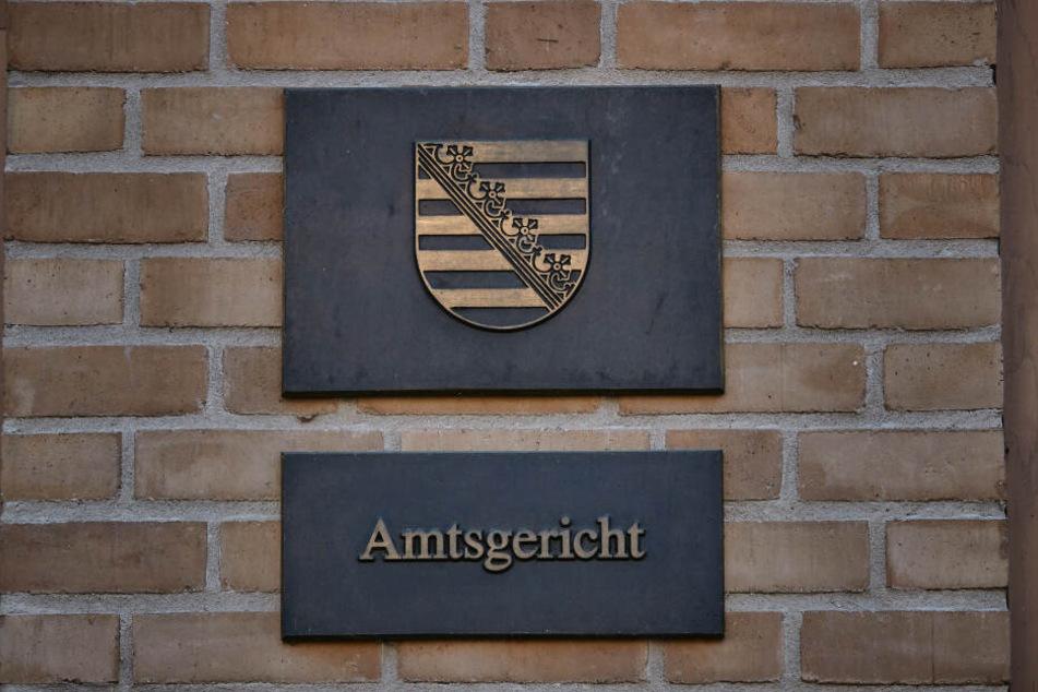 Der Prozess lief am Amtsgericht Dresden.