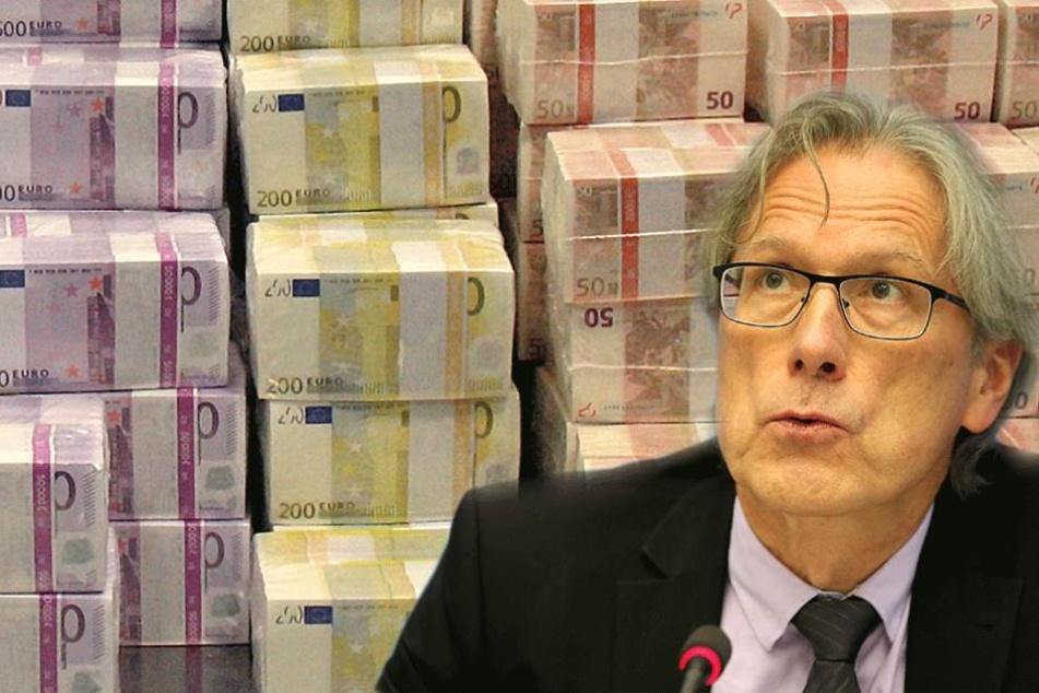 Berlin kann plötzlich Millionen Euro mehr ausgeben