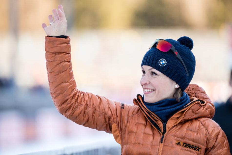 """Magdalena Neuner zwischen Profisport und Familie: """"Man muss nicht Everybody's Darling sein"""""""