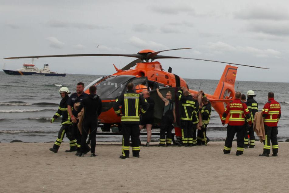 Drama in der Ostsee! Segeljacht kentert, eine Person vermisst