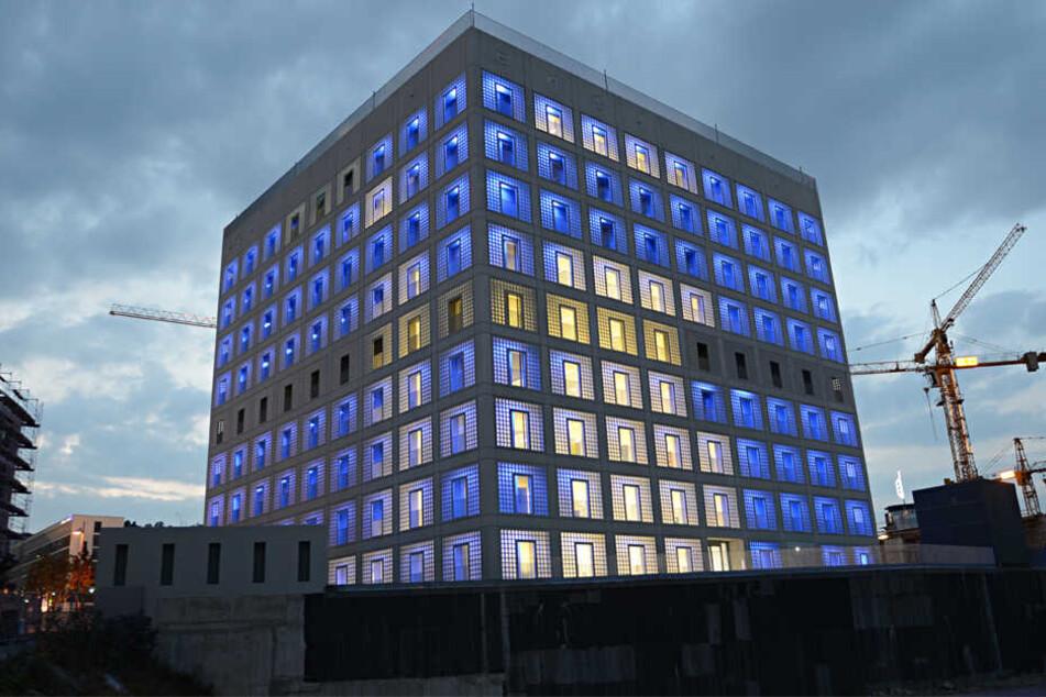 Vom Stararchitekten entworfen: die Stuttgarter Stadtbibliothek.