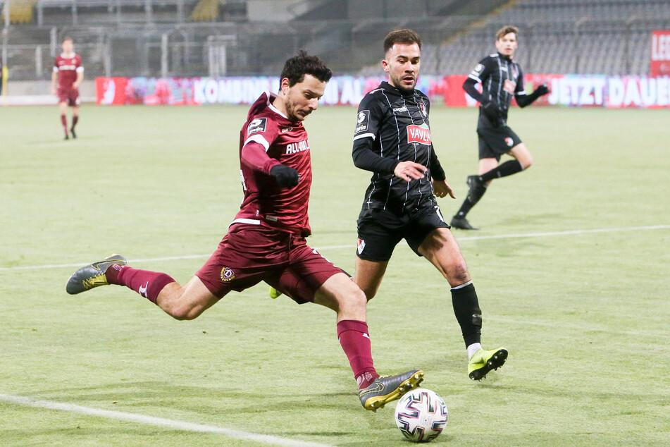 Sport im Osten zeigt unter anderem Dynamo Dresden gegen Türkgücü München.