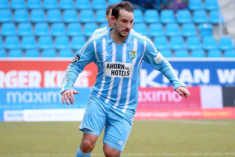 """""""Wenn du in Kiel gewinnen willst, musst du mehr investieren"""", findet Anton Fink."""